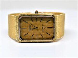 Omega Constellation Vintage Gold Watch